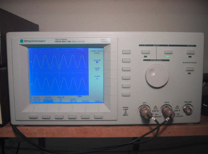 Wittig Digital Oscilloscope
